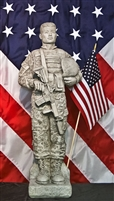 UNITED STATES ARMY CAMO SOLDIER